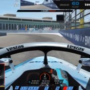 Duitse piloot speelt vals en laat gamer in zijn plaats Formule E-race rijden