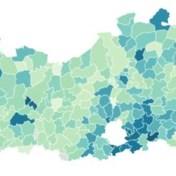 In Vlaanderen wordt erfenis níét groter met de leeftijd