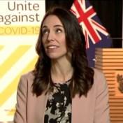 Jacinda Ardern houdt hoofd koel tijdens live interview ondanks aardbeving