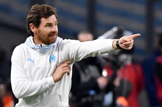 André Villas-Boas is ook volgend seizoen nog trainer van Marseille