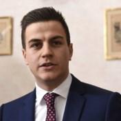 Dries Van Langenhove op heterdaad betrapt door politie op lockdownfeest