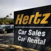 Hertz vraagt bescherming tegen schuldeisers in Verenigde Staten