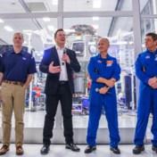Musk slingert VS weer de ruimte in