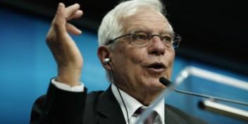 Borrell drukt lidstaten met neus op zwakte