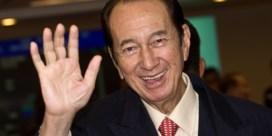 Stanley Ho, de man die van Macau een gokparadijs maakte, gestorven