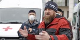 'Kadyrov besmet met corona'