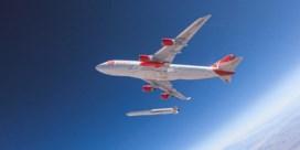 Lancering van Virgin Orbit-raket mislukt bij debuutvlucht