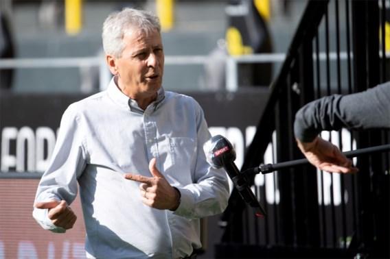 Borussia Dortmund behoudt vertrouwen in coach Lucien Favre na nederlaag in topper