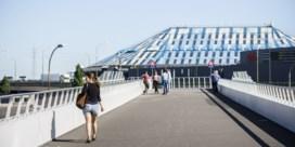 Antwerpen opent nieuwe voetgangersbrug aan Sportpaleis