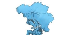 Het efficiënte, unitaire België is een sprookje