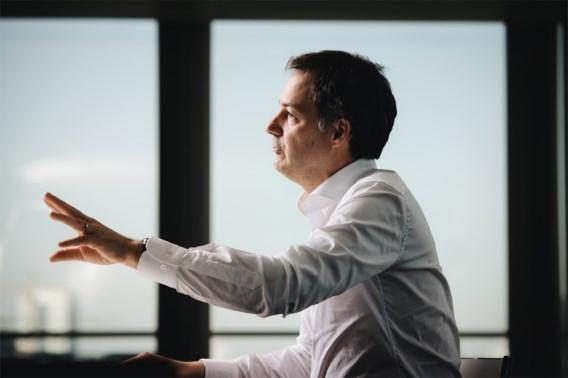 Minister De Croo vol lof over 'historisch' herstelplan Von der Leyen