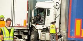 Dodelijk ongeval in Destelbergen: vrachtwagen 'met volle snelheid' ingereden op file