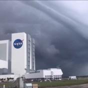 Timelapse toont waarom SpaceX-ruimtevlucht werd uitgesteld