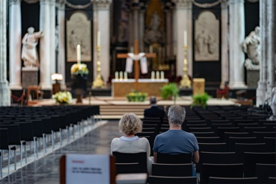 Raad van State verwerpt beroep: religieuze diensten blijven verboden