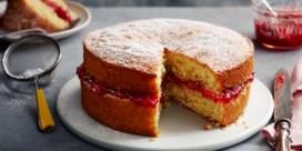 De Queen zet je aan het bakken: nu ook recept voor 'Victoria sponge cake'