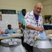 Surinaamse president Bouterse wil hertelling stemmen