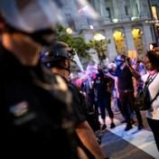 Politie Minneapolis arresteert nieuwsploeg CNN tijdens verslag rellen