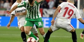 Bevestigd: Spaanse voetbalseizoen hervat op 11 juni met stadsderby van Sevilla