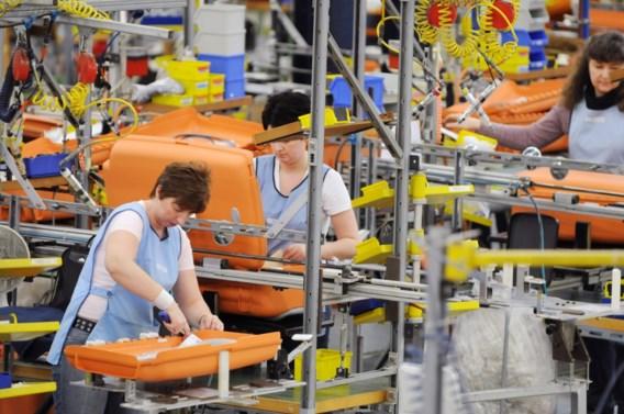 Samsonite schrapt 160 banen in Oudenaarde