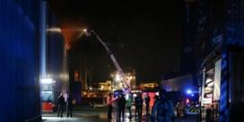 Loodsbrand in Antwerpse haven onder controle