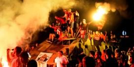 Eerste match na de onderbreking, en Rode Ster Belgrado pakt meteen de titel in Servië