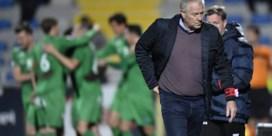Lommel SK neemt afscheid van trainer Peter Maes