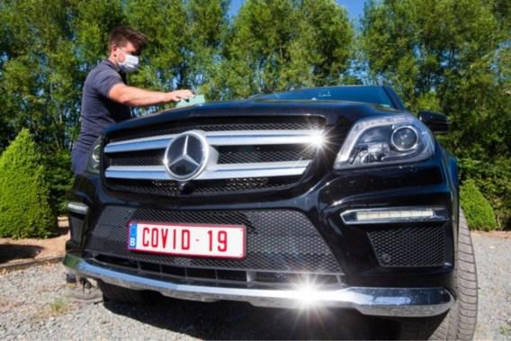Met covid-19 op de weg: 'Dan weten chauffeurs dat ze anderhalve meter afstand moeten houden'