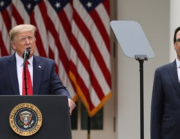 Trump: 'VS zetten relatie met WHO vandaag stop'