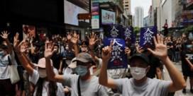 China neemt risico met nieuwe wetten voor Hongkong