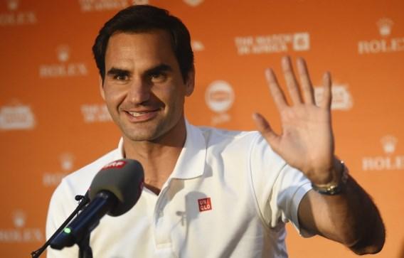 Federer is voor het eerst de best betaalde sporter