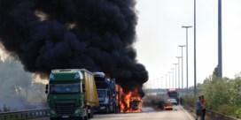 Twee doden bij reeks ongevallen op E17