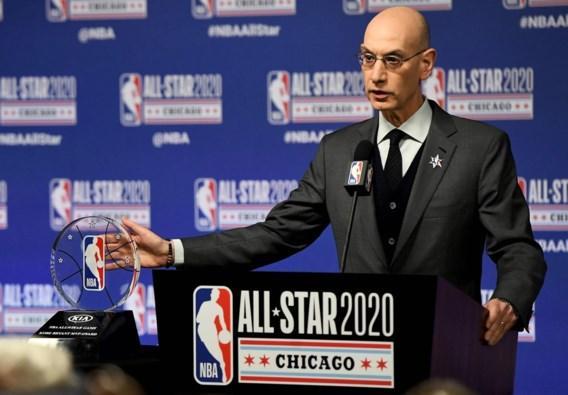 NBA-baas wil competitie op 31 juli hervatten
