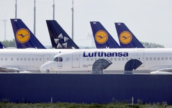 Lufthansa gaat akkoord met reddingspakket