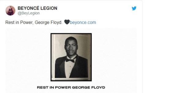Amerikaanse sterren en bedrijven protesteren na dood George Floyd