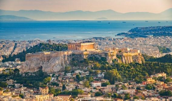 Belg doodgeschoten in Athene