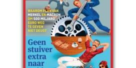 Elsevier choqueert: geen stuiver extra naar Zuid-Europa!