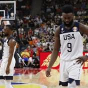 """NBA-speler Jaylen Brown leidt protest in Atlanta na dood van George Floyd: """"Onze stemmen moeten gehoord worden"""""""