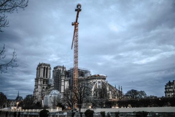 Plein voor Notre-Dame in Parijs gaat opnieuw open