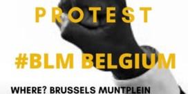 Oproep tot verboden 'black lives matter'-protest in Brussel