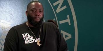 Rapper tegen betogers VS: 'Steek je eigen huis niet in brand'