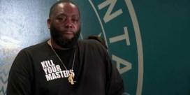 Rapper Killer Mike emotioneel in speech aan betogers VS: 'Steek je eigen huis niet in brand'