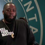 Rapper Killer Mike emotioneel in speech aan betogers VS: 'Steek je eigen huis niet in brand'