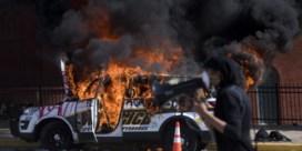 Brandstichting en betogers omverrijden: protesten in VS lopen opnieuw uit de hand