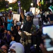 Gespannen situatie in Amerika: honderden arrestaties, trucker rijdt in op menigte en wordt aangeklaagd