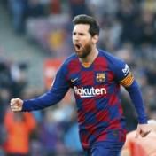 """Barcelona haalt opgelucht adem: """"Messi laat clausule in contract voor gratis transfer verlopen"""""""