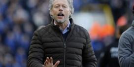 'Michel Preud'homme stopt als hoofdcoach van Standard'