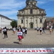 Kleine manifestaties tegen racisme in Gent en Brussel verlopen rustig