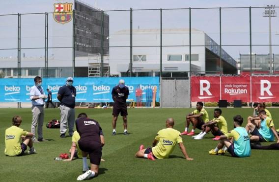 Aanvangsuren wedstrijden in La Liga kunnen aangepast worden bij hitte