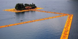 Kunstenaar Christo is niet meer: inpakken en wegwezen