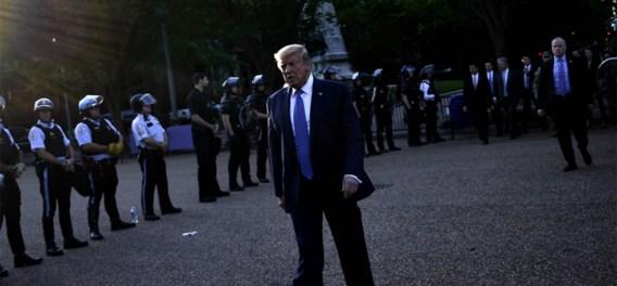 Trump in gelekte tapes: 'Je moet betogers domineren'